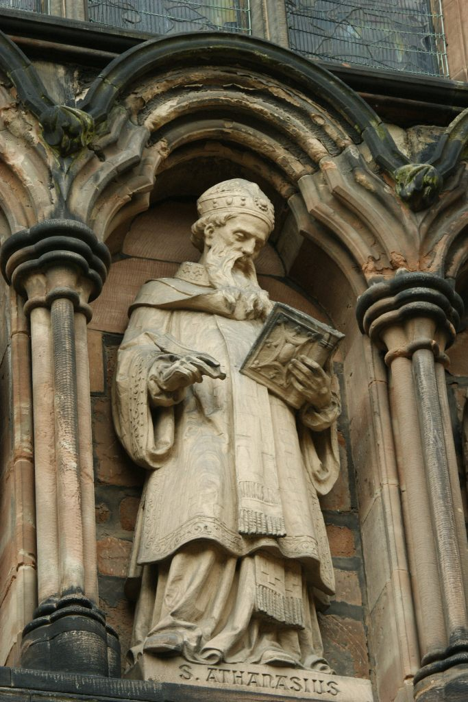 Saint Athanasius of Alexandria courtesy of Tim Ellis & Flickr.