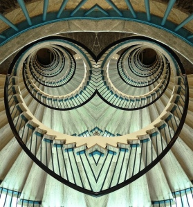 Staircase II courtesy of josef-stuefer and Flickr.